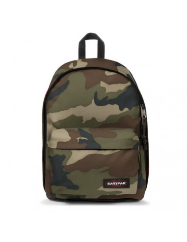 OUT OF OFFICE SAC A DOS MILITAIRE