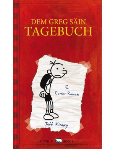 Dem Greg säin Tagebuch 1